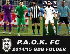 Download PES 2013 FC Niki Volou