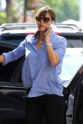 Jennifer Garner starting a shopping trip in Beverly Hills August 21-2014 x15