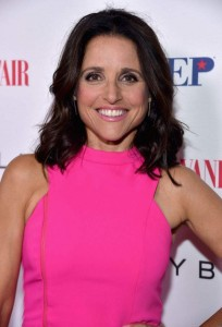 "Julia Louis-Dreyfus, Vanity Fair and Maybelline toast of  ""VEEP"", LA 22/08/2014"