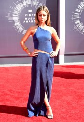 Sarah Hyland - 2014 MTV VMA Awards in LA 8/24/14