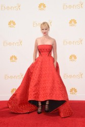 January Jones at the 66th Annual Primetime Emmy Awards 8/25/14 (19 new adds)