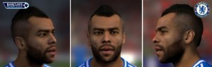 Ashley Cole Face FIFA14 by utopia79