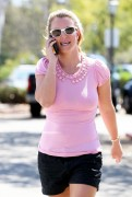 Britney Spears Visits Wildflour Bakery & Cafe - August 26-2014 x16