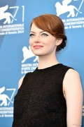Emma Stone Birdman Photocall at the Venice Film Festival 8/27/14