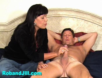 Jill loves to tease rob and she039s good at it