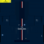 Download PSG Kits Champions League 14-15 by Tunevi