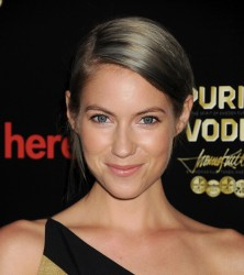 Laura Ramsey Are You Here Premiere 08-18-2014
