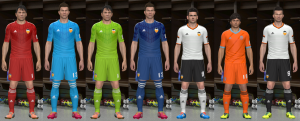 Download Valencia CF 14/15 GDB Updated by Santy Argentina