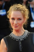 Uma Thurman Nymphomaniac Volume 2 Directors Cut Premiere during 71st IVFF September 1-2014 x28