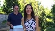 Victoria Justice - ALS Ice Bucket Challenge 9/1/14