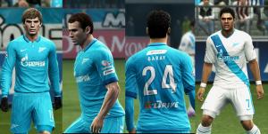 Download FC Zenit GDB 2014-15 by Vulcanzero