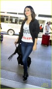 Victoria Justice - Arriving at LAX - 9/2/14