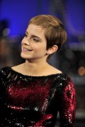 Emma Watson - Late Show with David Letterman, November 15, 2010, pictures+video