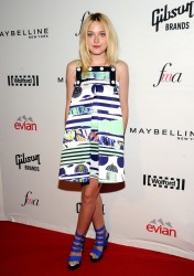 Dakota Fanning - The Daily Front Row Second Annual Fashion Media Awards in NYC 9/5/14