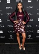 Nicki Minaj at the HARPERS BAZAAR Celebrate ICONS September 6,