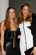 Ashley Madekwe & Katie Cassidy @ Cushnie et Ochs Fashion Show in NY | September 6 | 10 pics