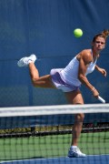 Camila Giorgi - Practice at the 2014 Connecticut Open, August 18-2014 x36