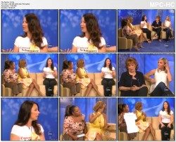 FRAN DRESCHER - The View - 6.21.2007