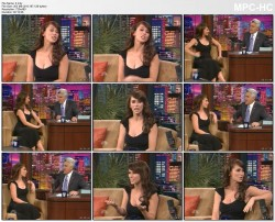 JENNIFER LOVE HEWITT - Leno - 10.17.2006 - *welcome to bouncy-town*