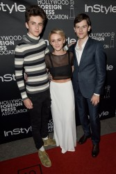 Addison Timlin HPA and Instyle Party @ TIFF 09-06-2014
