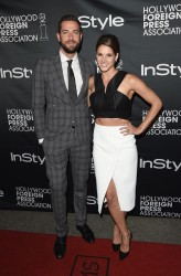 Missy Peregrym HPA and Instyle Party @ TIFF 09-06-2014