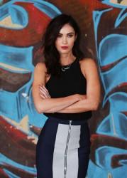 "Megan Fox - ""Teenage Mutant Ninja Turtles"" Press Conference in Sydney 9/8/14"