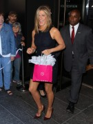 Jennifer Aniston leaving Variety Studio at Holt Renfrew in Toronto September 8-2014 x14