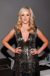 Nastia Liukin Nolcha Fashion Show in NY 09-09-2014