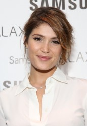 Gemma Arterton Samsung Galaxy Launch In London 09-09-2014