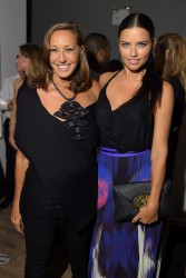 "Adriana Lima - Victoria's Secret Hosts Russell James' ""Angel"" Book Launch in NYC 9/10/14"