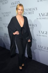 "Candice Swanepoel - Victoria's Secret Hosts Russell James' ""Angel"" Book Launch in NYC 9/10/14"