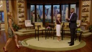 Connie Britton @ Live with Kelly & Michael | September 12 | 43 caps
