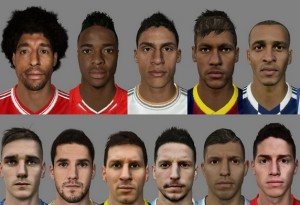 New Face pack FIFA 14 by Farouk Elasri