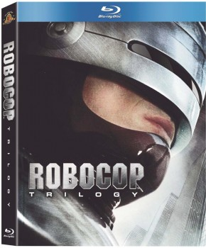 Robocop - Trilogy (1987-1993) 3x Full Blu-Ray AVC DTS-HD MA 5.1