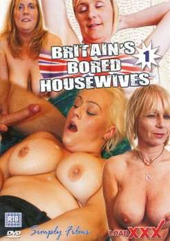 Britains Bored Housewives 1 Cover