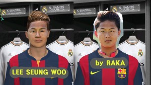 Download PES 2014 Facepack by RAKA [16.10]