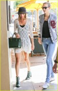 Taylor Swift & Karlie Kloss - Out Shopping 9/17/14