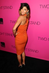 Jessica Szohr Two Night Stand Premiere  09-16-2014