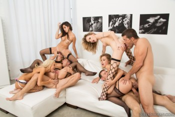 dp orgy