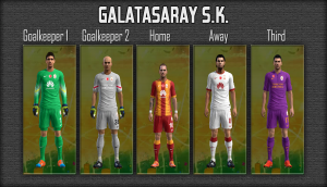 Download PES 2013 Galatasaray SK 14-15 GDB Update