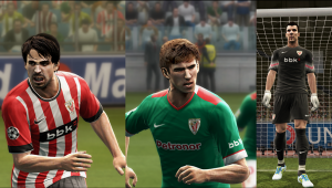 Download Athletic Club de Bilbao 14-15 GDB Update by Vulcanzero For PES 2013