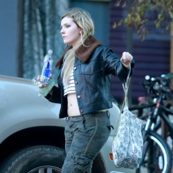 Abigail Breslin out and about candids 6