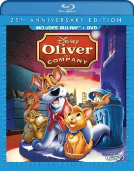 Oliver & Company (1988) Full Blu-Ray 24Gb AVC ITA DD 5.1 ENG DTS-HD MA 5.1 MULTI