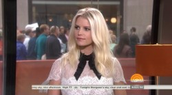Jessica Simpson super leggy 'Today Show' 9-24-14 1080p (V/C)
