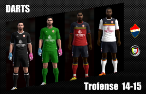 Download PES 2013 Trofense 2014/2015 Full GDB by DARTS
