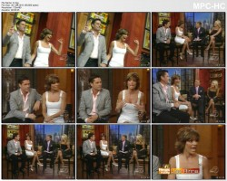 LISA RINNA *interview* regis and kelly  6.21.2007