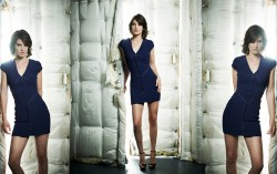 Cobie Smulders, Emma Watson, Summer Glau (Wallpaper) 8x