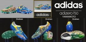 Download PES2014 Adidas adizero F50