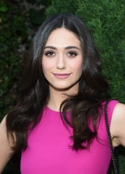 Emmy Rossum - The Rape Foundation's Annual Brunch To Benefit The Rape Treatment Center And Stuart House in Beverly Hills 9/28/14
