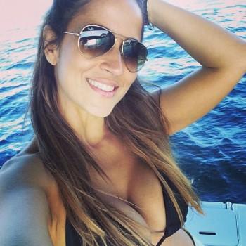 JACKIE GUERRIDO *bikini top* 2014